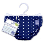 Swim Nappies - Blue Polka Dot