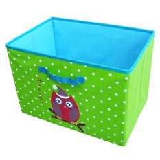Neo Geo Kids Foldable Box-Owl