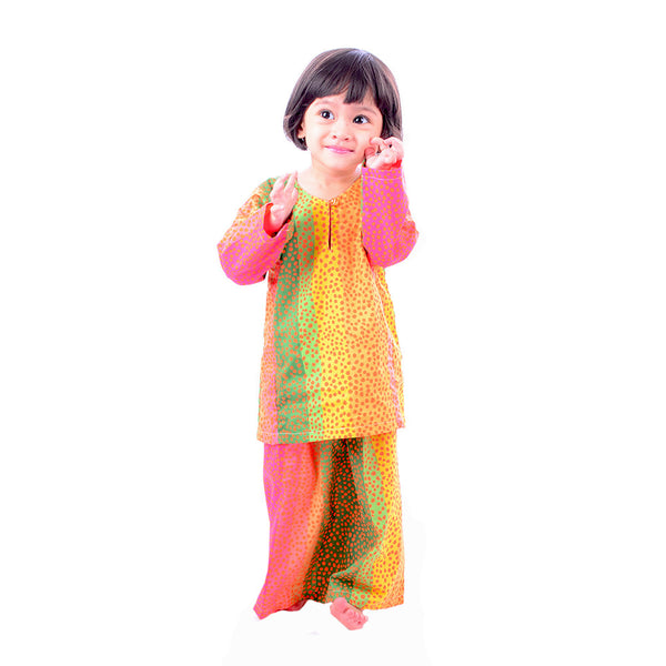 Girl S Baju Kurung Madison Kids