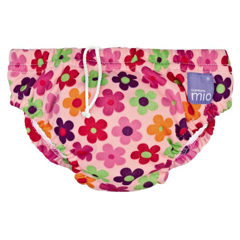 Swim Nappies - Pink Daisy