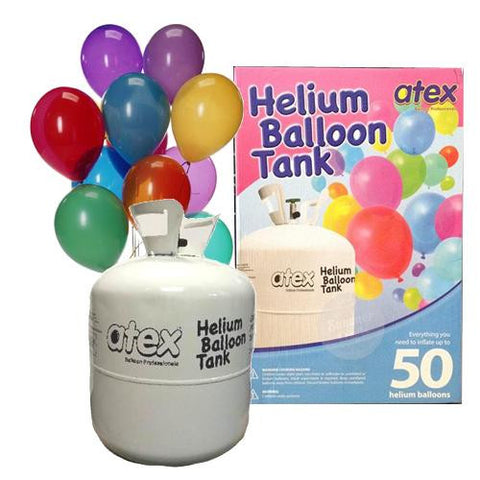 Portable Helium Balloon Gas Tank for Party Decoration