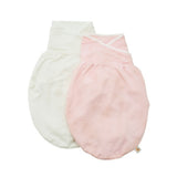 Ergobaby Sleep Tight Swaddler - Pink + Natural (medium/large)