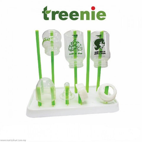 Treenie: Bottle & Nipple Drying Rack