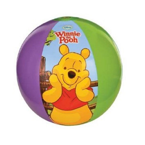 Intex Disney Winnie The Pooh Beach Ball Kids Pool Fun 51cm Diameter Pooh Ball