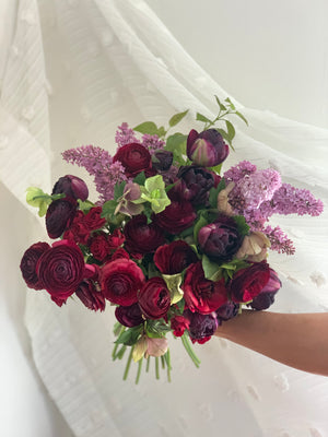 Bouquet in Bespoke