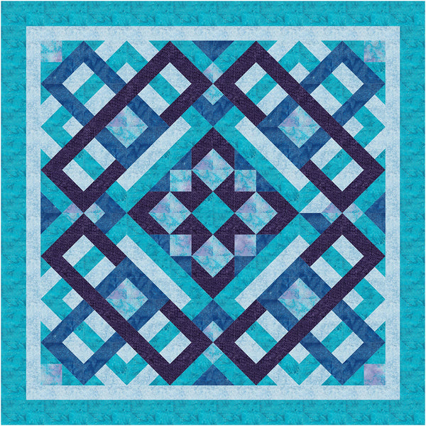 Alternate Color Variation _Island Batik Blue Sea