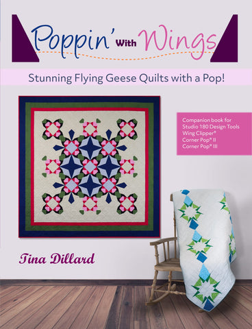 Popping With Wings Book Cover