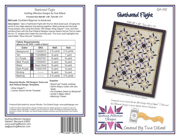 Feathered Flight PDF