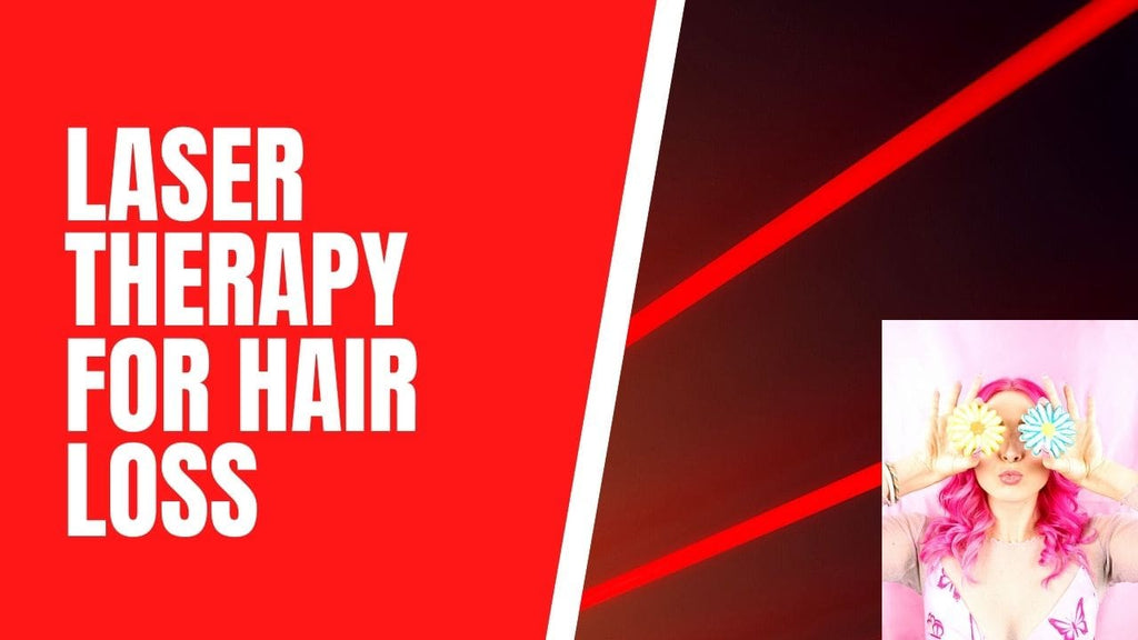 laser therapy for hair regrowth
