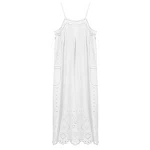 Charlotte Cut-Embroidered Sundress