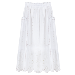 Charlotte Pleated Skirt
