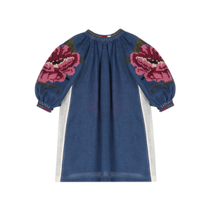Vita Kin Mini - Velvet Rose Dress