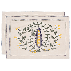 Patchouli Placemats