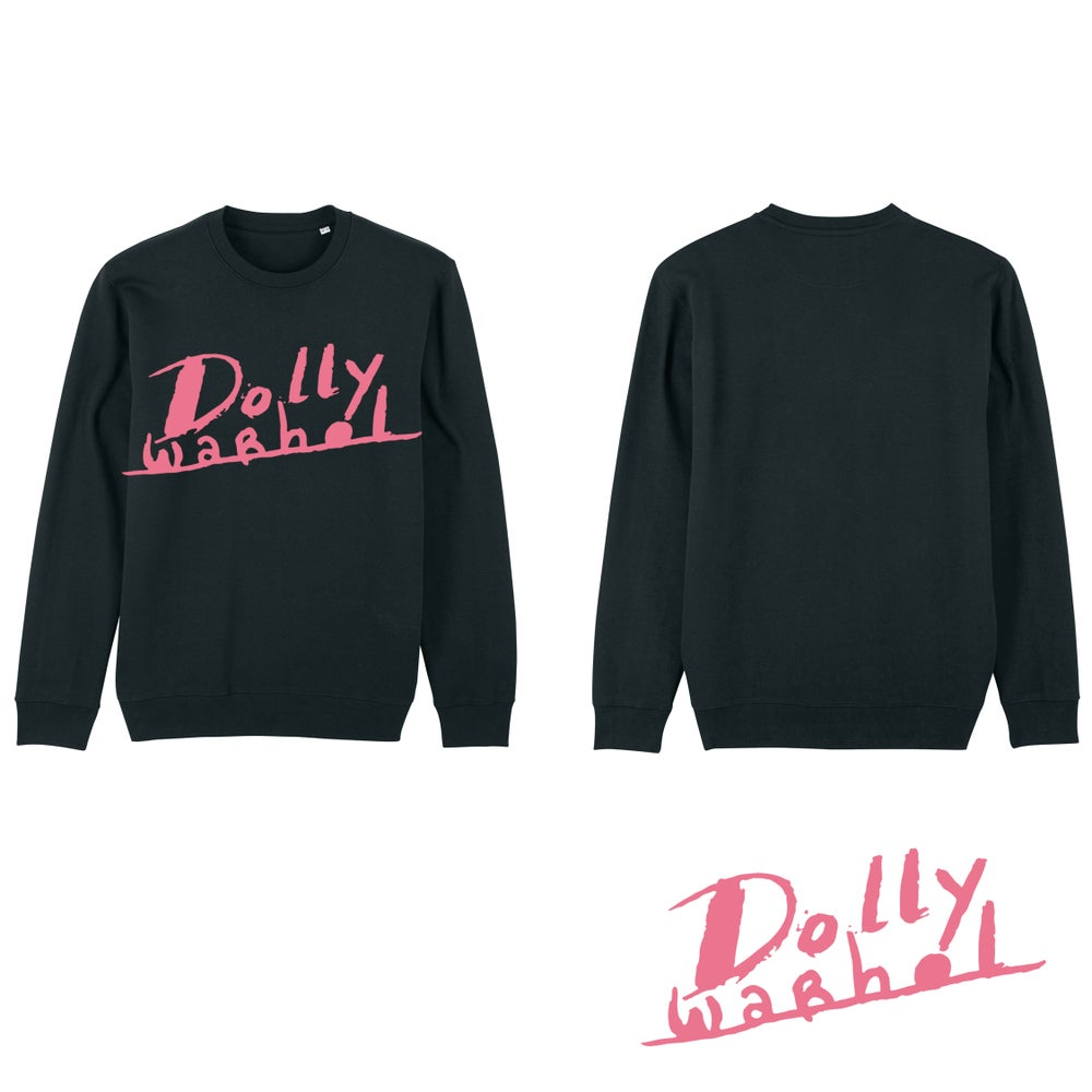 Dolly Warhol Sweater (Bubblegum)
