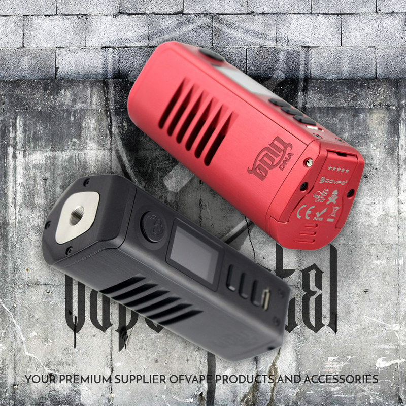 ODIN DNA75C MINI BOX MOD