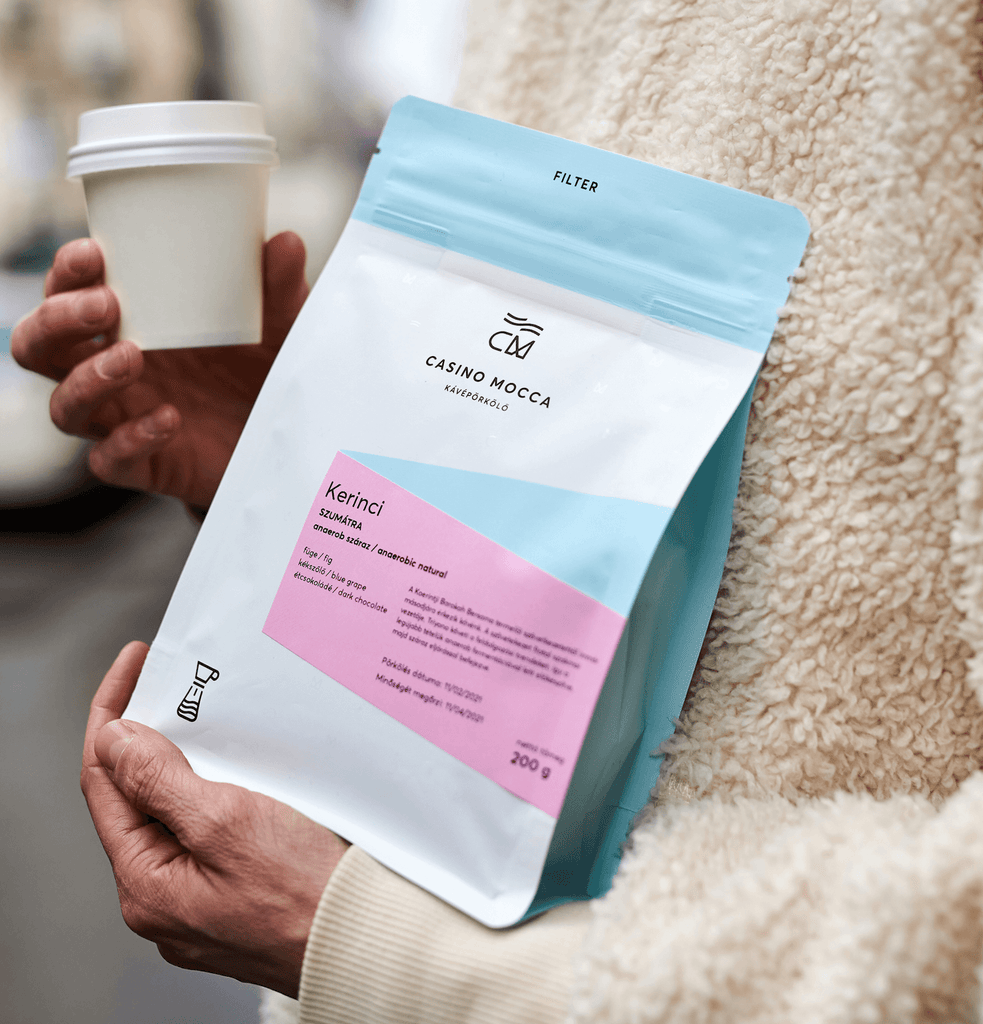 Casino Mocca - Bean Bros Coffee subscription - August 2021