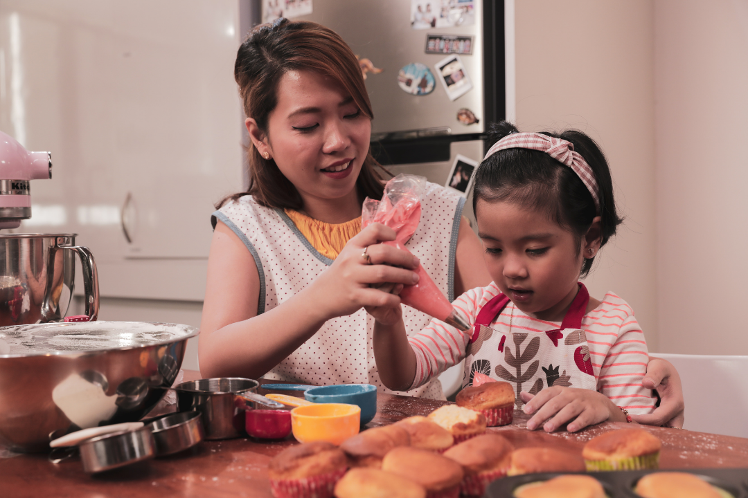 Kitchen safety rules for kids