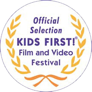 Yendor's Official Selection Laurel from the KIDS FIRST! Film and Video Festival