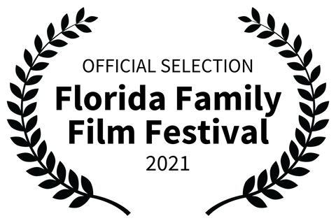 Yendor's Official Selection Laurel from the Florida Family Film Festival