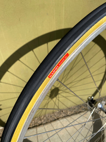 TT-Pair of Gammi Sport Ronde 25 & Corsa 25 Tubular Tires