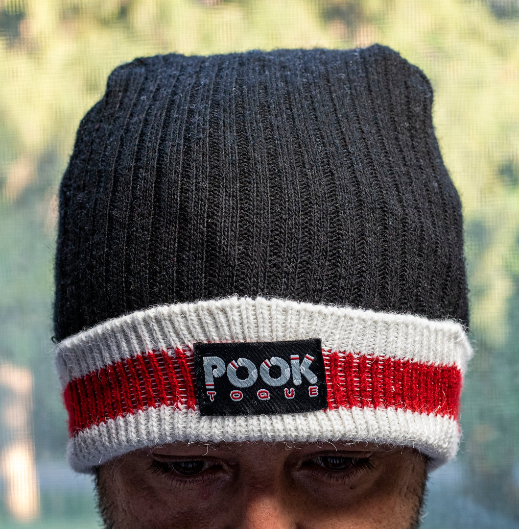 Pook Toque 2 - Black