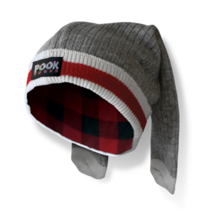 Pook Toque Red