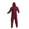 Pook Onesie - Red (Adult Unisex)
