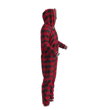 Load image into Gallery viewer, Pook Onesie - Red (Adult Unisex)
