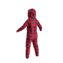 Load image into Gallery viewer, Pook Onesie - Red (Child Unisex)