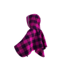 Pookie Poncho - Pink Toddler/Youth Polar Fleece