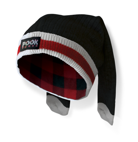 Pook Toque - Black