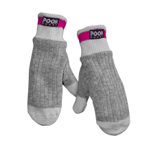 Load image into Gallery viewer, Pook Dukes - Pink Adult Sock Mitts