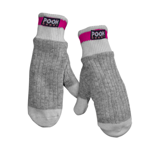 Pook Dukes - Pink Adult Sock Mitts