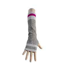 Load image into Gallery viewer, Pook Elbow Highs - Pink Texting Mitts (Adult)