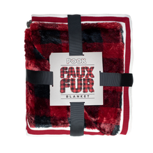 Load image into Gallery viewer, Pook Faux Fur Blanket