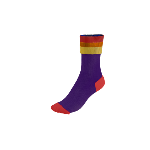 Pook Super Socks - Rainbow