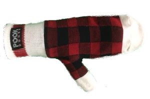 Pook Duke Red Plaid