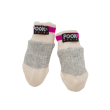Load image into Gallery viewer, Pookie Dukie - Pink Thumbless Mitts (Infant)