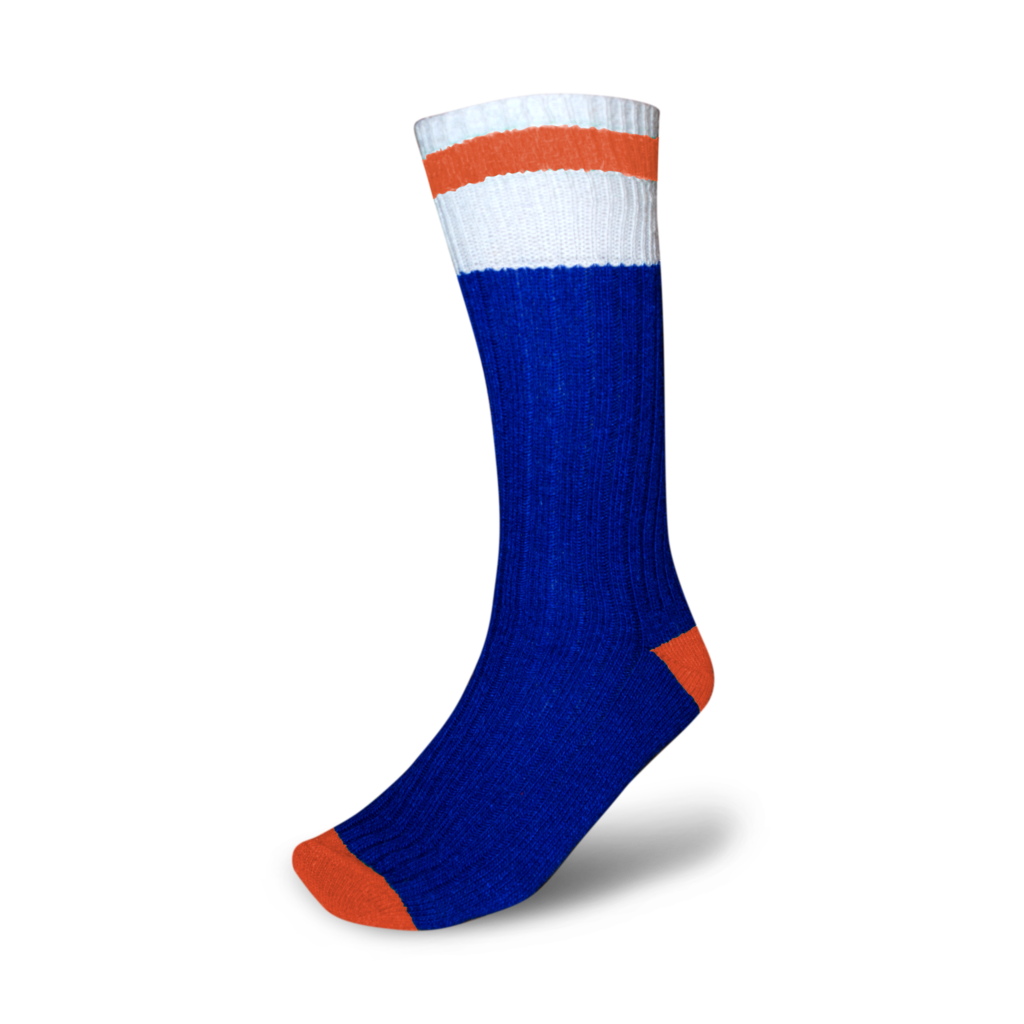 Wool Socks - Oilers