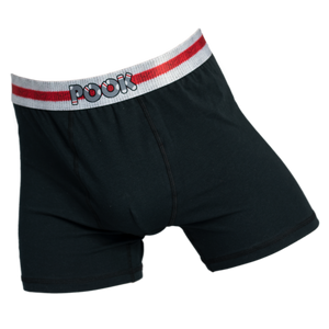 Pook Men's Boxers (3 PACK) - Black, Moose, Grey Pook