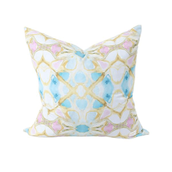 Bunglo Peony cushion-cushion-Bunglo-mondocherry