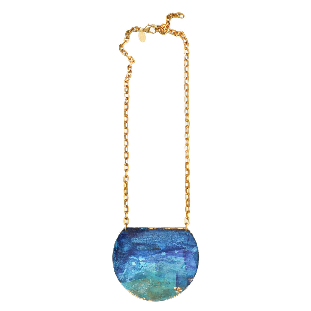 We Dream in Colour jewellery | lazuli necklace