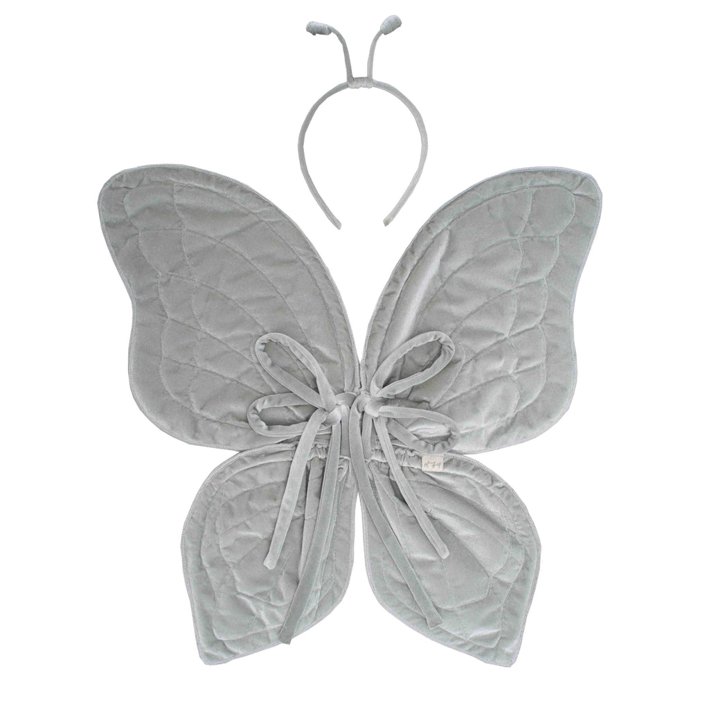 toy - Numero74 | butterfly wings | silver - mondocherry
