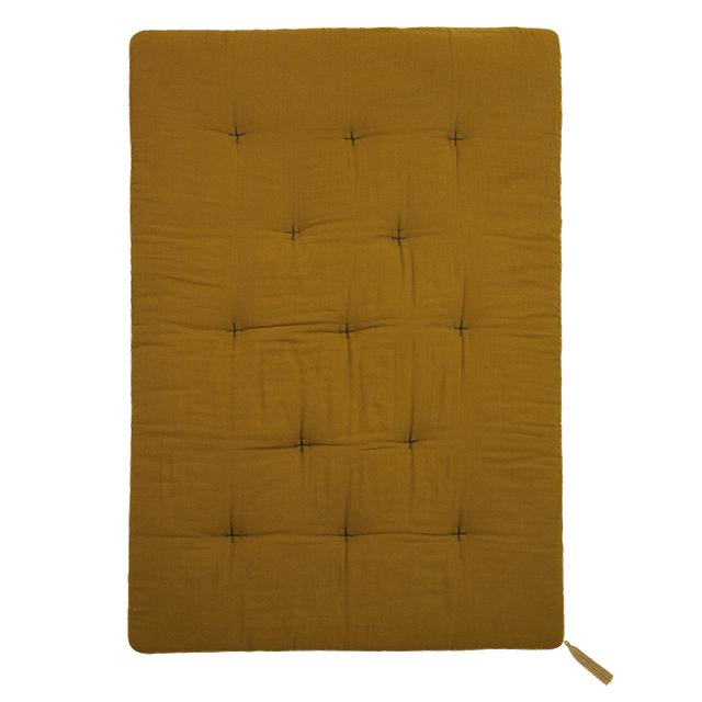 futon - Numero74 | futon double saloo | gold - mondocherry