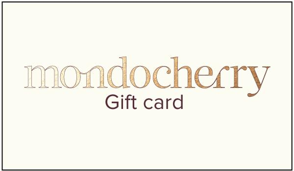 mondocherry giftcard voucher