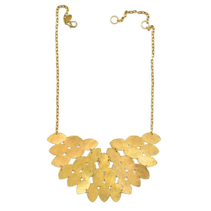 We Dream in Colour jewellery | kiketa gold necklace