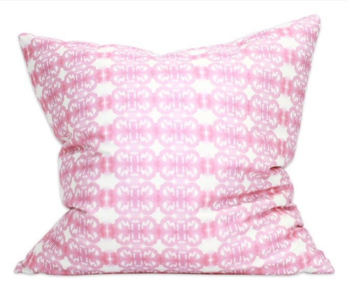 Bunglo Blossom Rose cushion-cushion-Bunglo-mondocherry