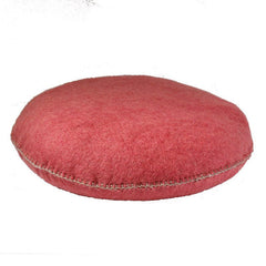 Muskhane large smartie cushion (rose indien)
