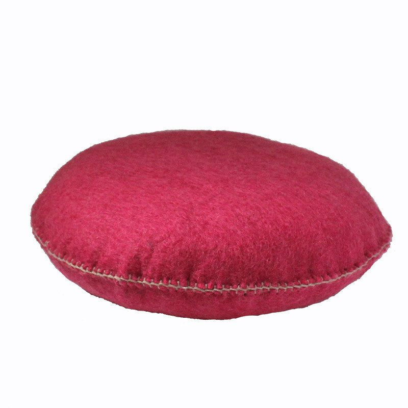 Muskhane large smartie cushion (rose)