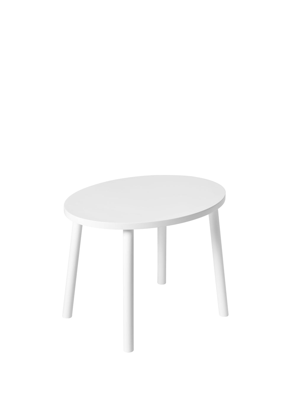 furniture - Nofred Mouse Table (White) - mondocherry